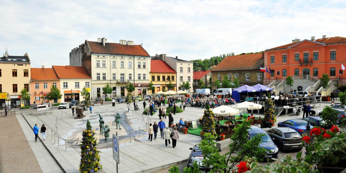 Rynek Górny - Wieliczka