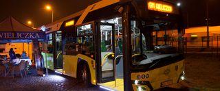 Solaris Urbino 12 - Dworzec PKP Wieliczka Rynek - Memoriał Bublewicza 2019